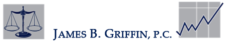 James B. Griffin, P.C. Logo